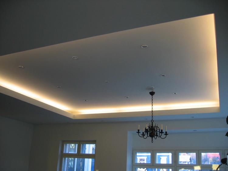 Epäsuora LED valaistus